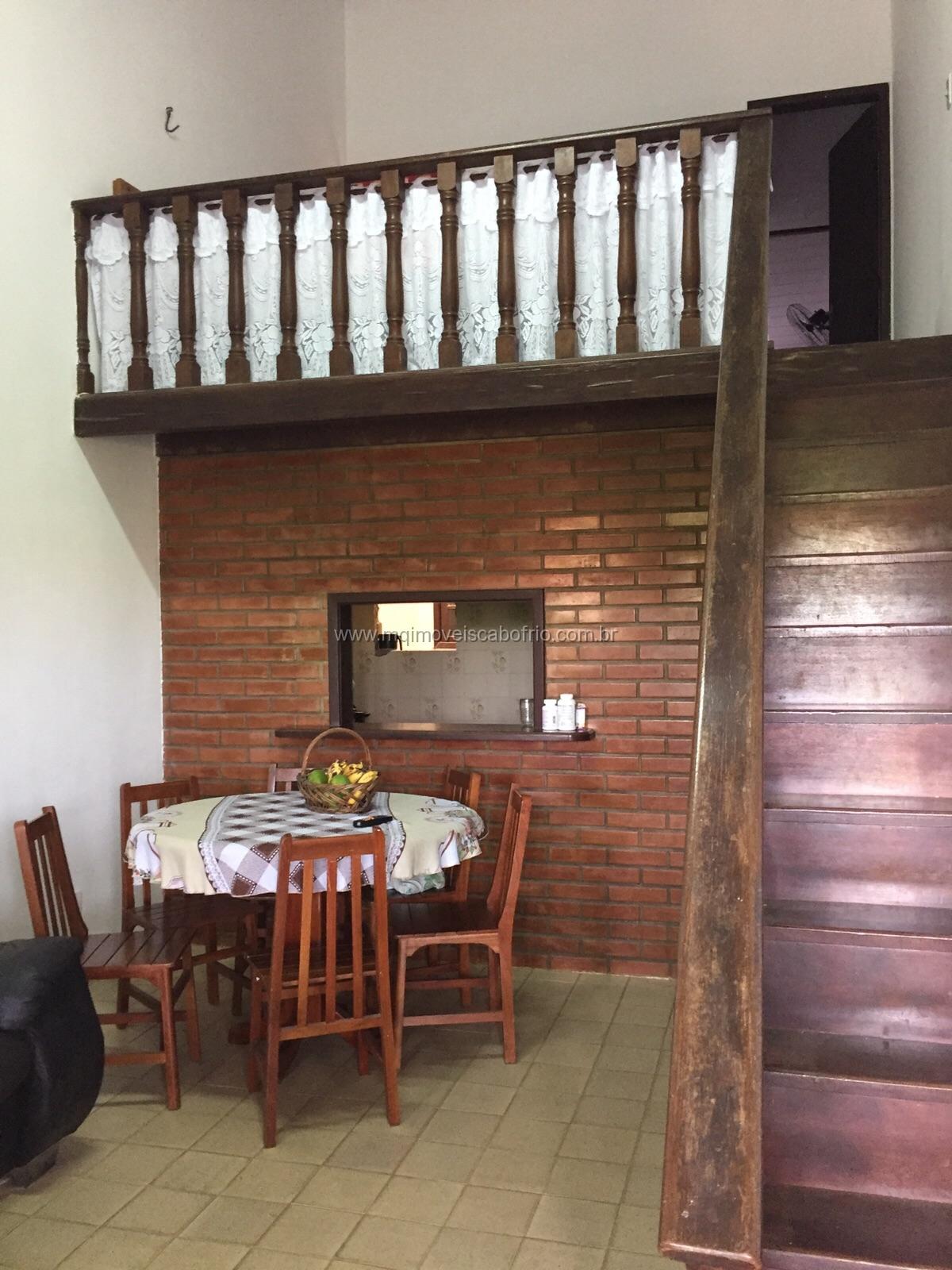 Cod: T12 Casa em condomínio – Praia do Peró – Temporada