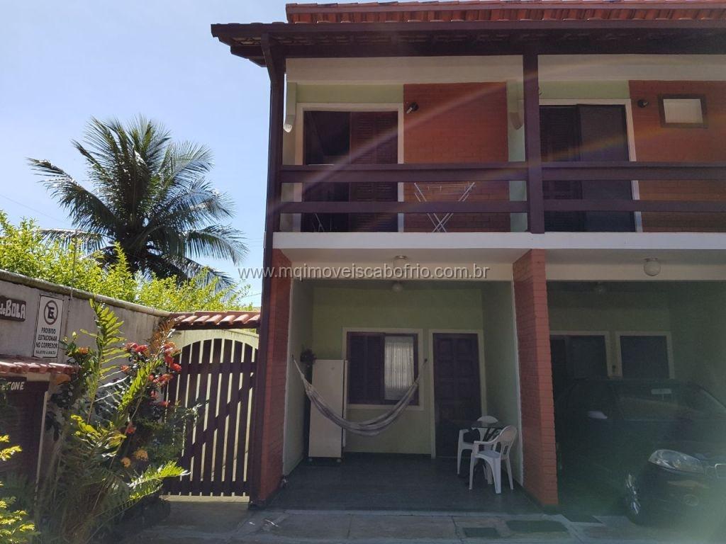 Cod: T36 Casa em condomínio – 2 vagas de garagem – Praia do Peró