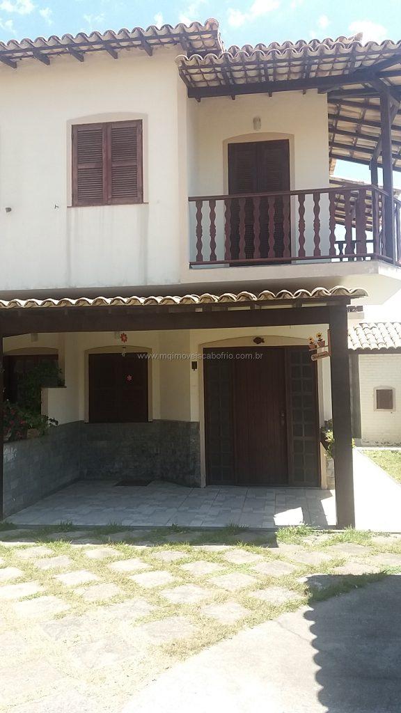 Cod: V168 – Casa em condomínio 2 quartos