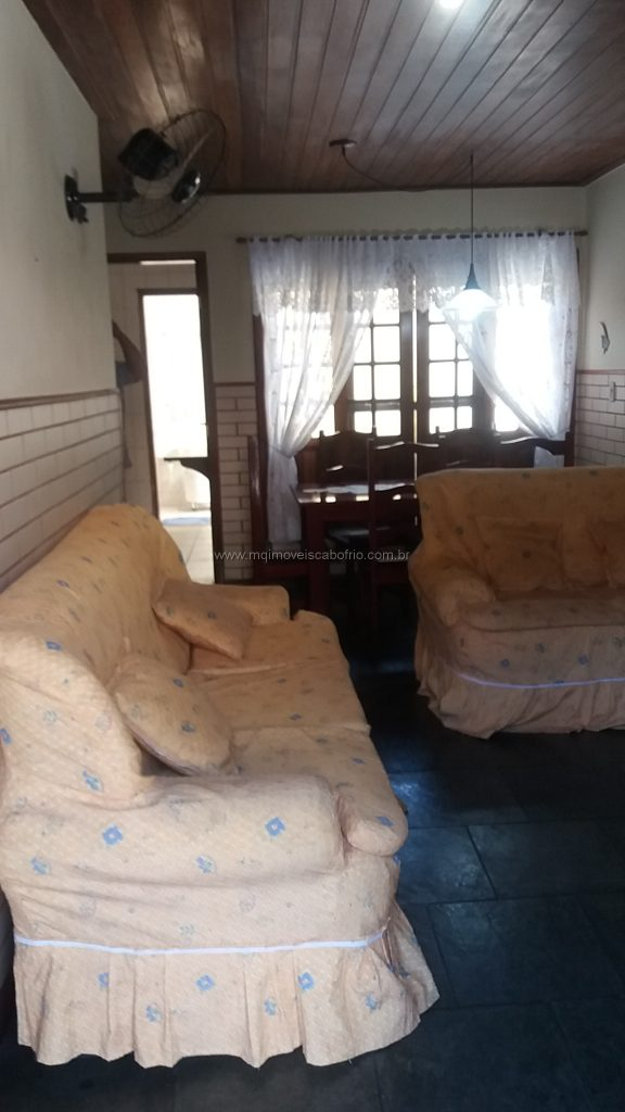 Cod: V170 – Casa em condomínio – Peró