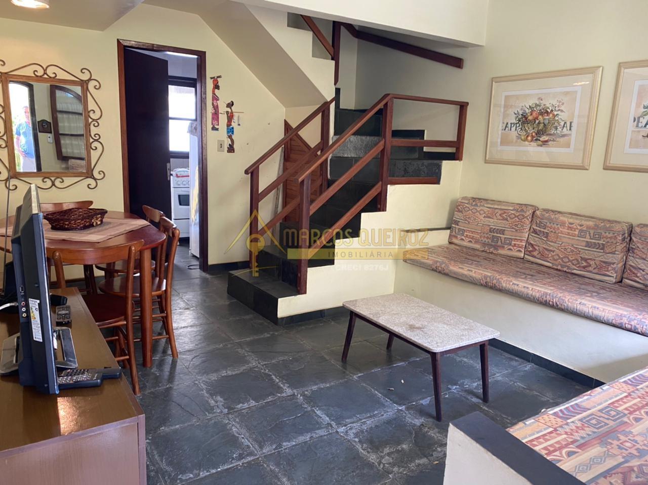 Cod: V161 Oportunidade casa em condomínio com 02 quartos – 100 metros da Praia do Peró