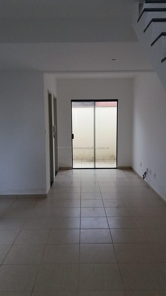 Cod: V301 – linda casa em condomínio c/ área de lazer