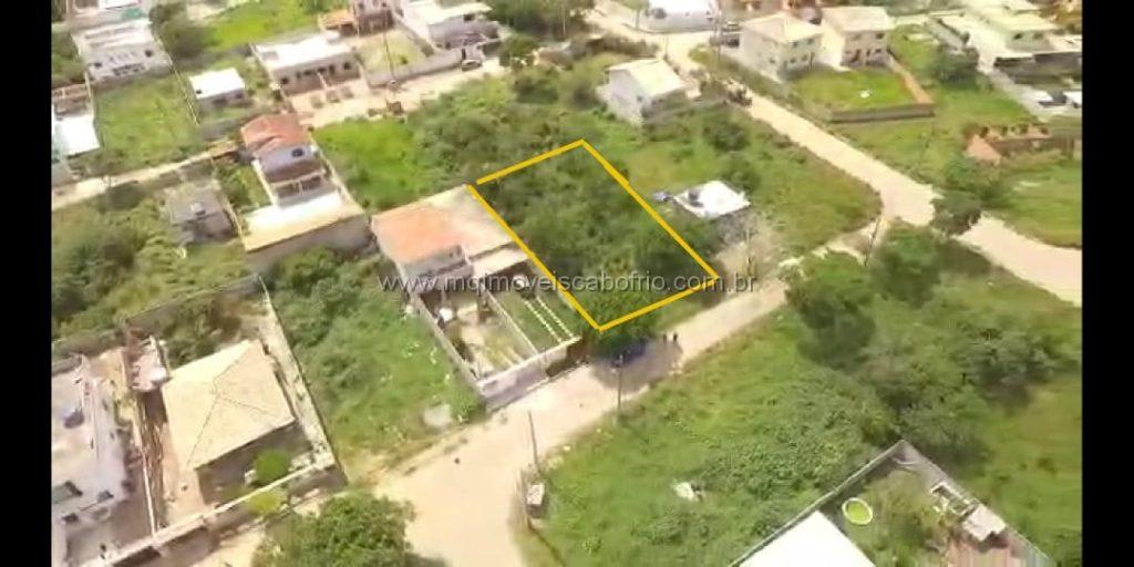 Cod: V302 – Excelente terreno plano – Vila do Peró