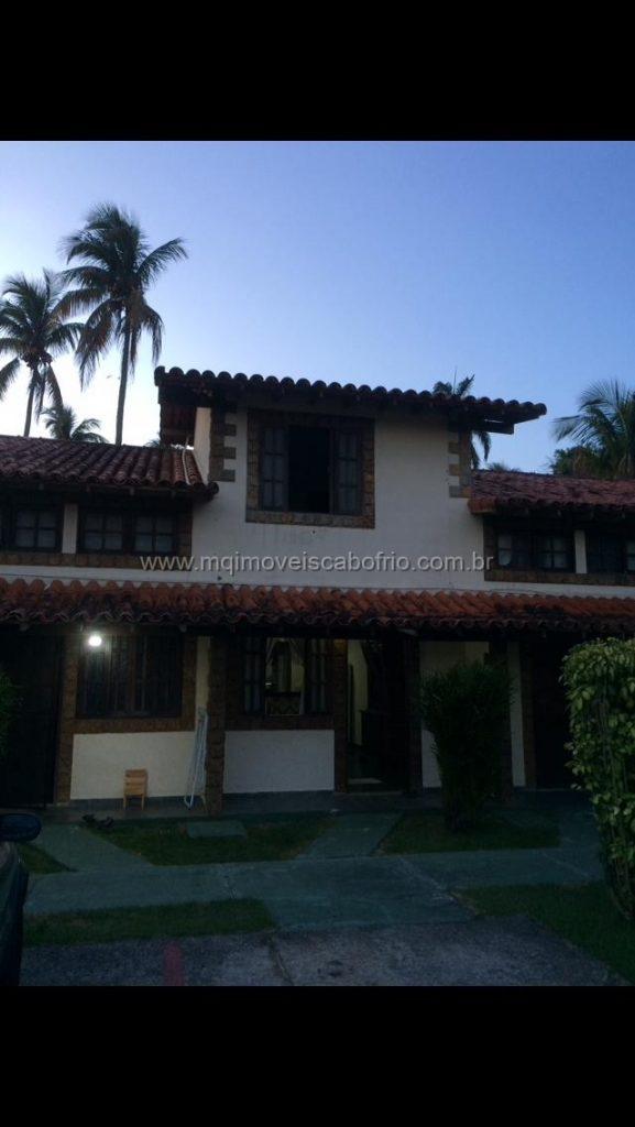 Cod:V327 – Casa em condomínio-2 quartos- Palmeiras