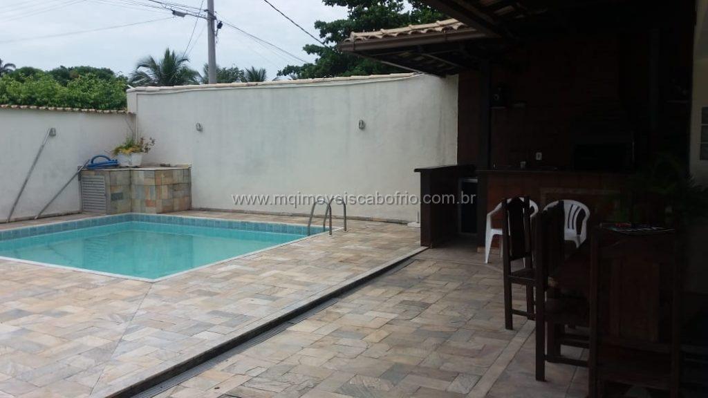 Cod:V336 – Ótima casa em condomínio c/ 2 quartos- Ogiva