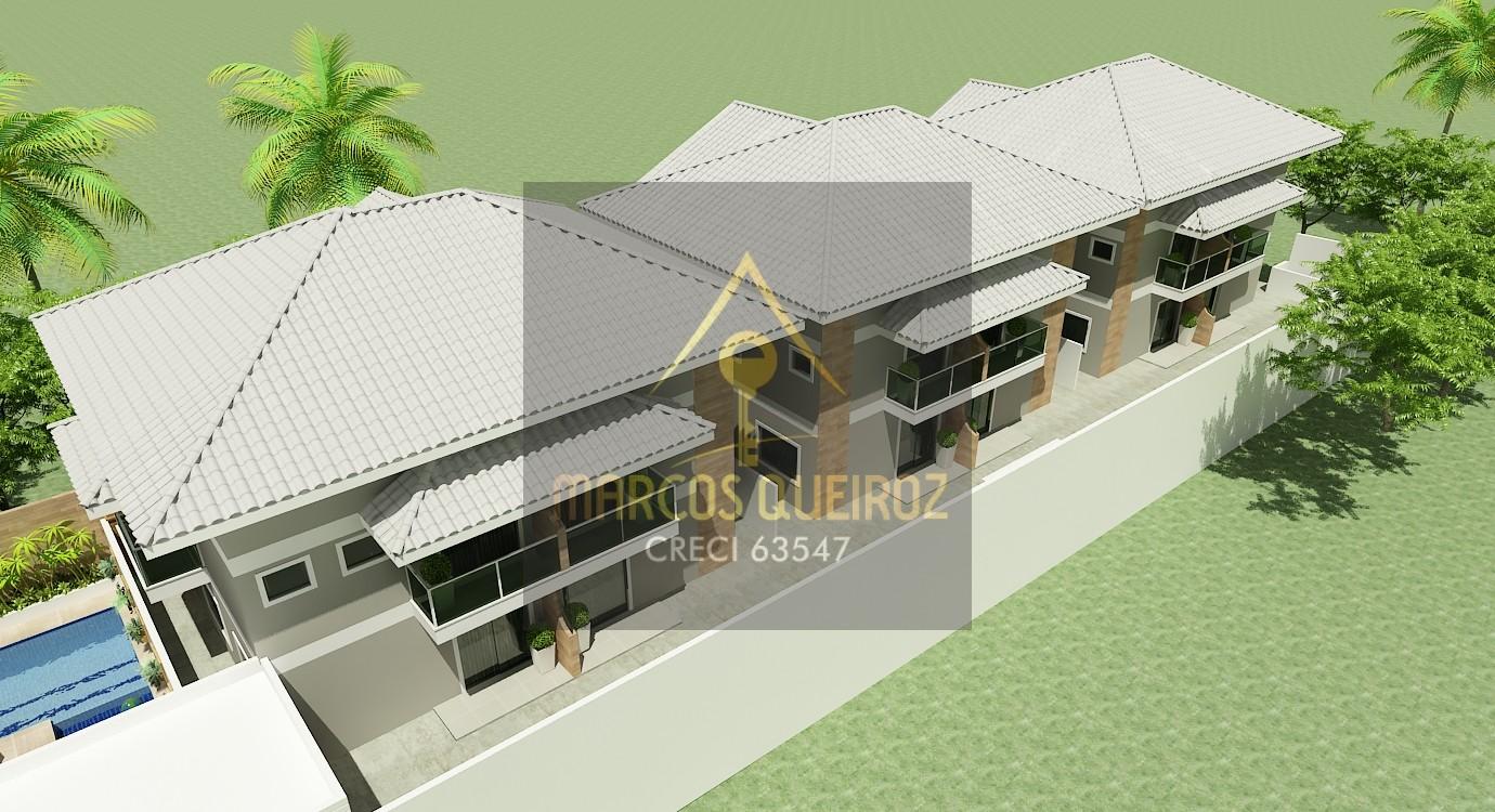 Cod:V361 – Excelente casa em condomínio fechado – Peró