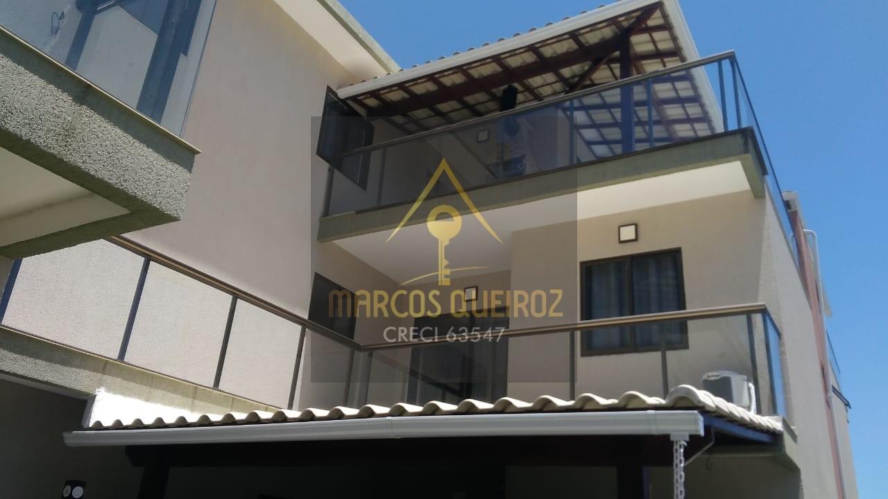 Cod:V370 – Oportunidade cobertura em condomínio fechado – Peró