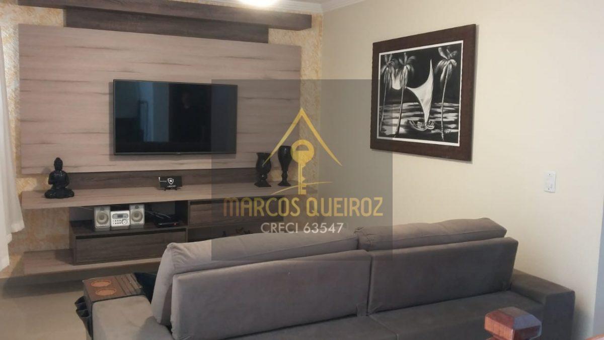 Cod:V374 – Linda casa independente c/ 3 quartos – Novo Portinho