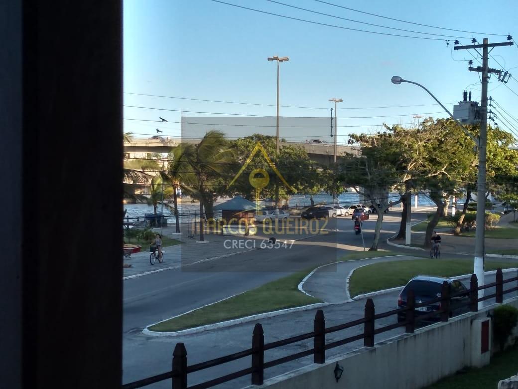 Cod:F30 – Excelente apto no Portinho á 5 minutos do centro de Cabo Frio – aluguel fixo
