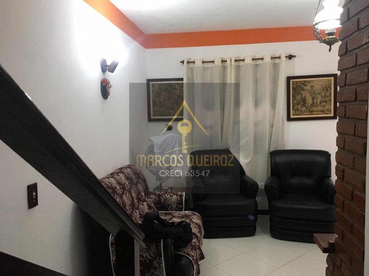 Cod:V410 – Bela casa em condomínio em excelente localização
