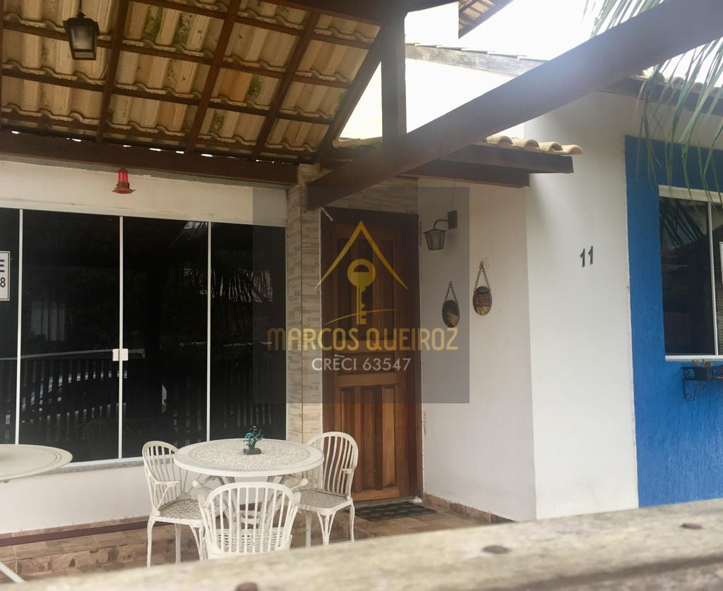 Cod:V413 – Linda casa independente dentro de condomínio – Bosque do Pero