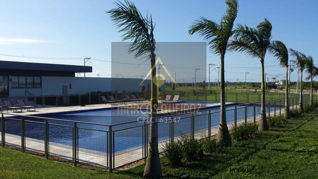 Cod:V440 – Ótimo terreno dentro de condomínio fechado no Alhaville – bairro Guriri