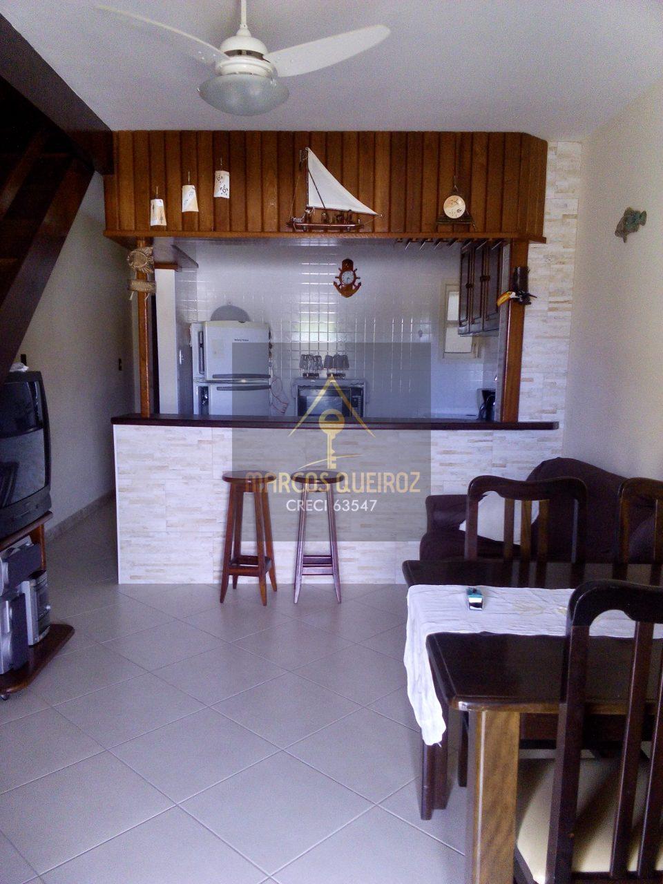Cod: V456 Oportunidade apartamento totalmente reformado 150 metros da Praia do Peró