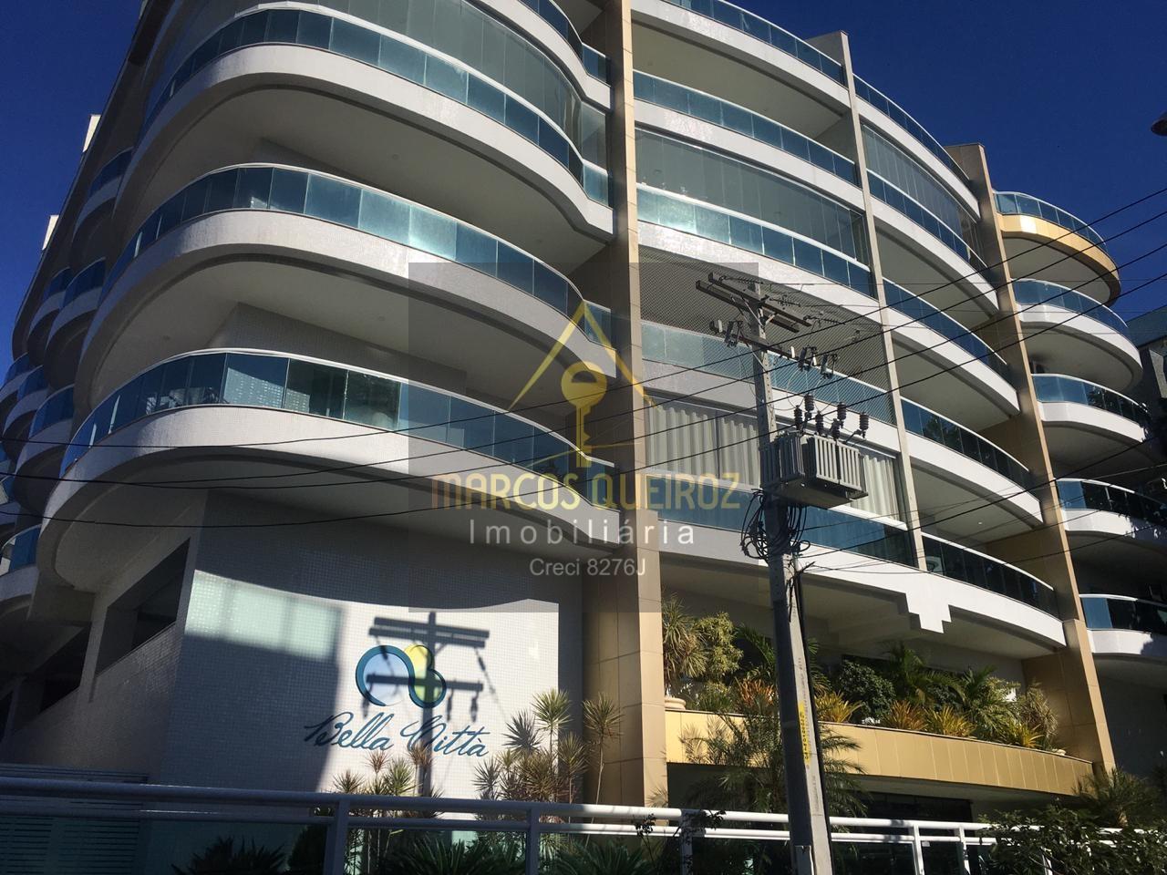 Cod: F92 Apartamento novo a 200 metros da Praia do Forte – aluguel fixo