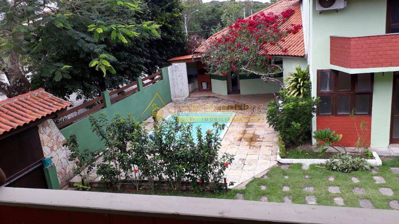 Cod: T100 Excelente casa em condomínio com piscina a 700 metros da Praia do Peró – temporada