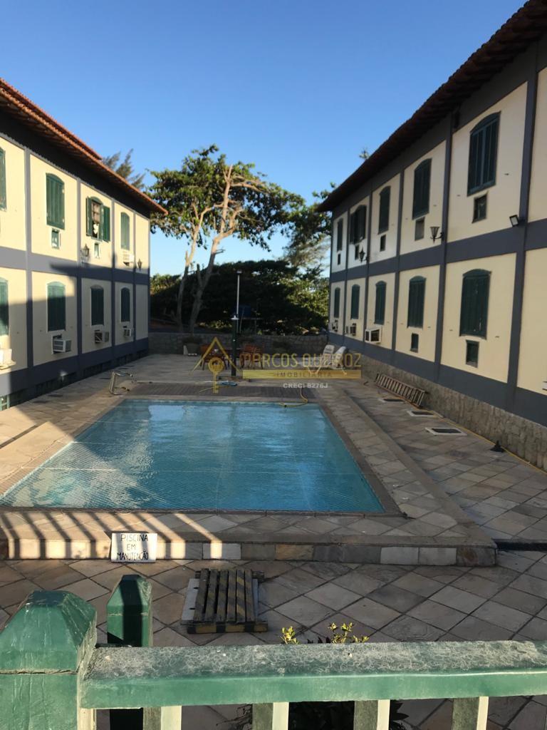 Cod: T103 Excelente flat a 20 metros da Praia do Peró – temporada