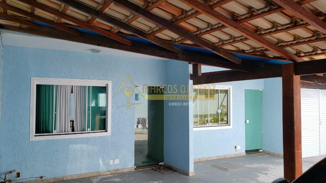 Cod: V502 Casa em condomínio com duas suítes
