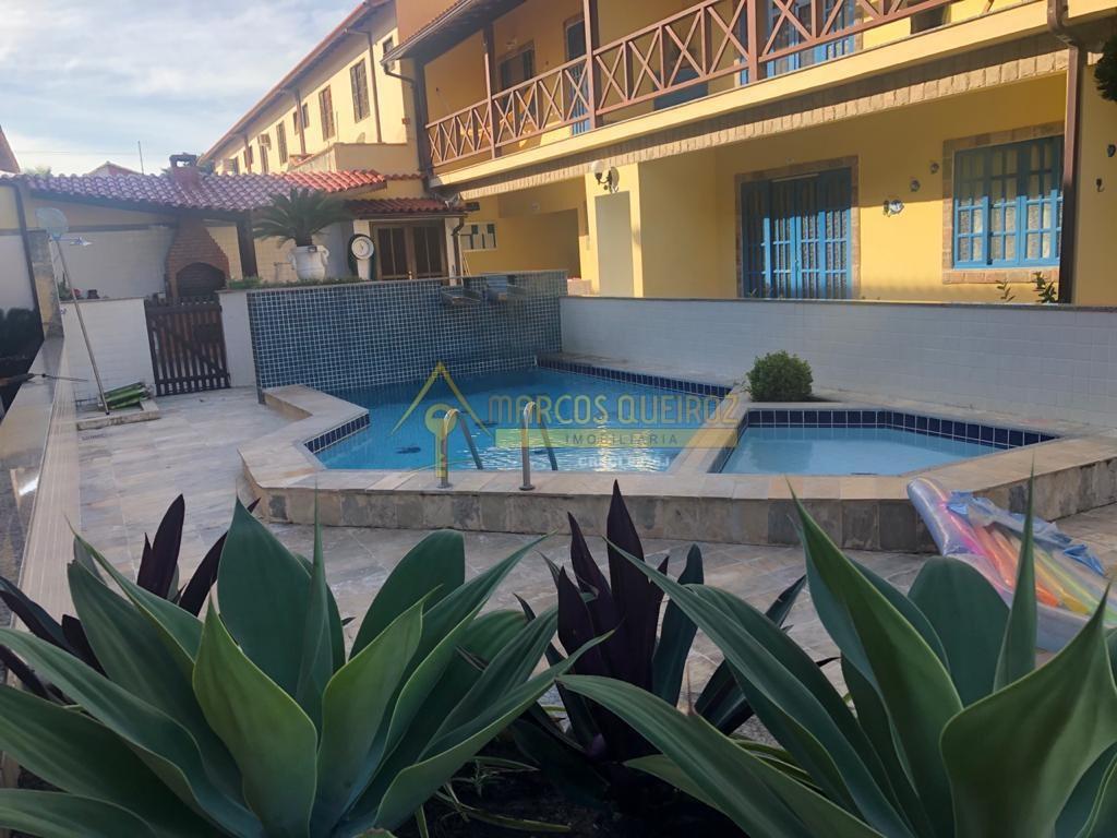 Cod: T106 Bela casa em condomínio térreo c/ piscina – temporada