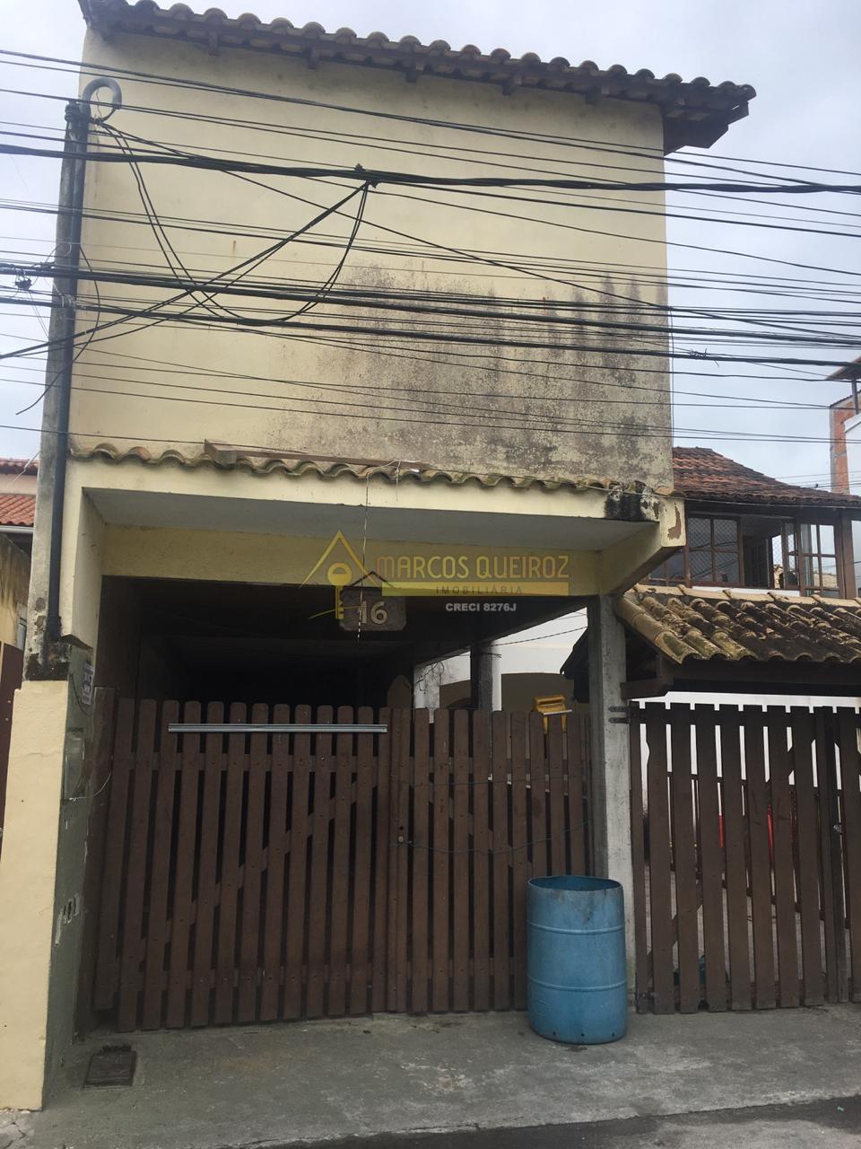 Cod: V527 Casa independente com garagem no bairro Cajueiro/Peró
