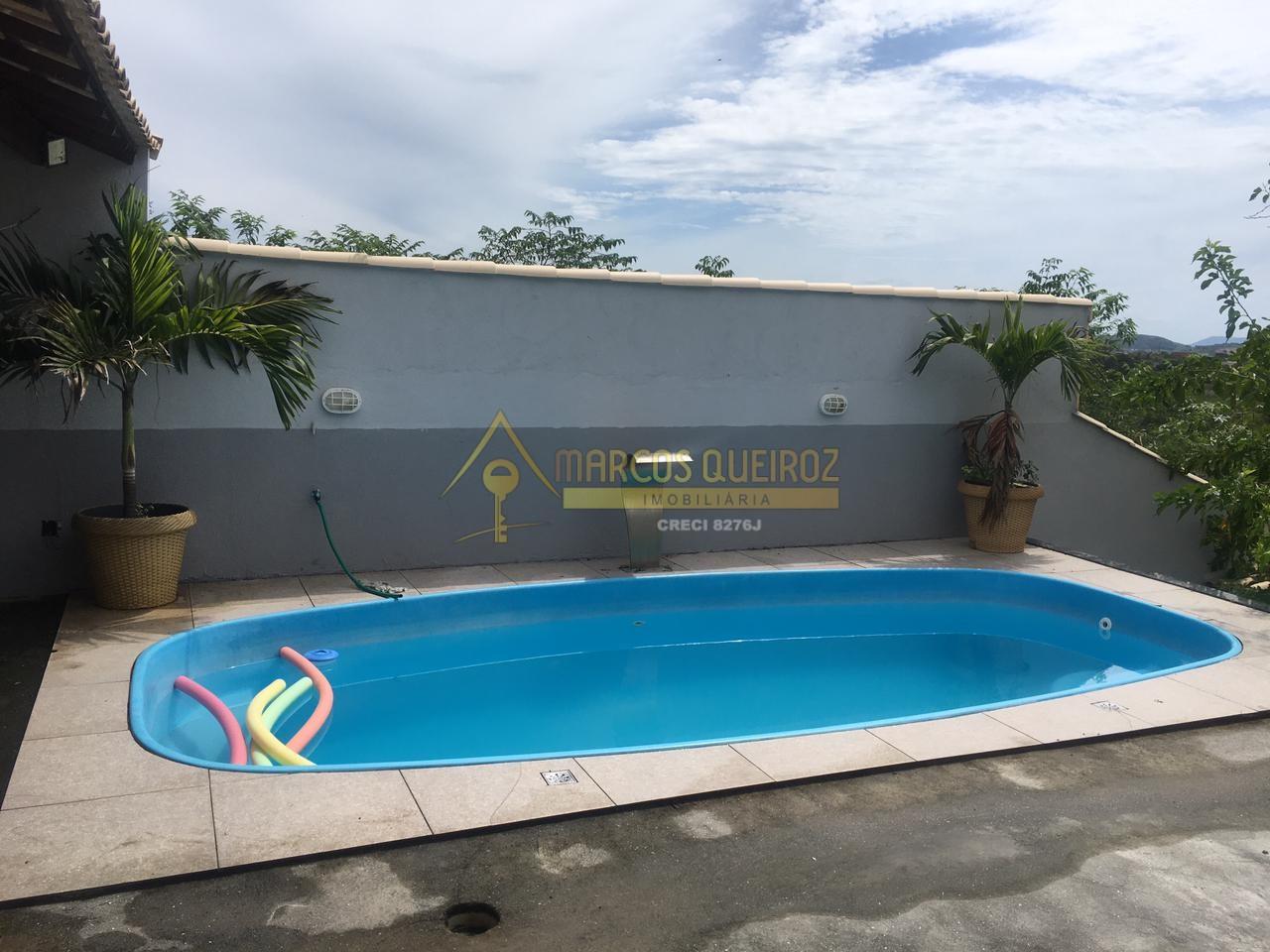 Cod: V562 Excelente casa independente com piscina em lugar tranquilo e reservado