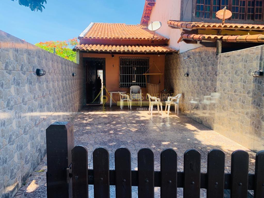 Cod: F122 Casa independente linear dentro de condomínio – aluguel fixo