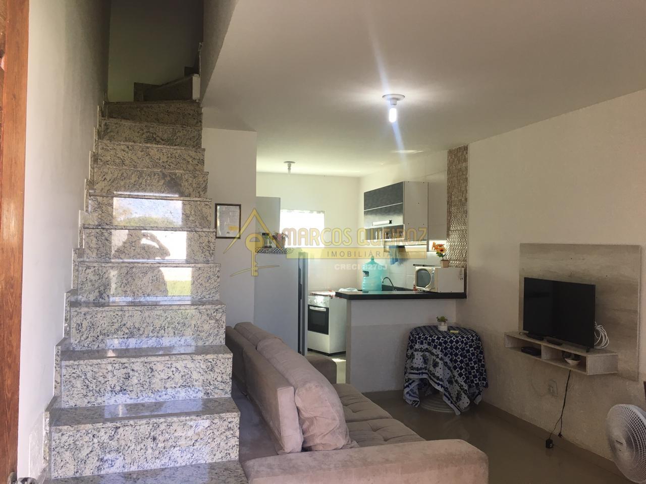 Cod: V576 Casa independente com 02 quartos no bairro Vila do Peró