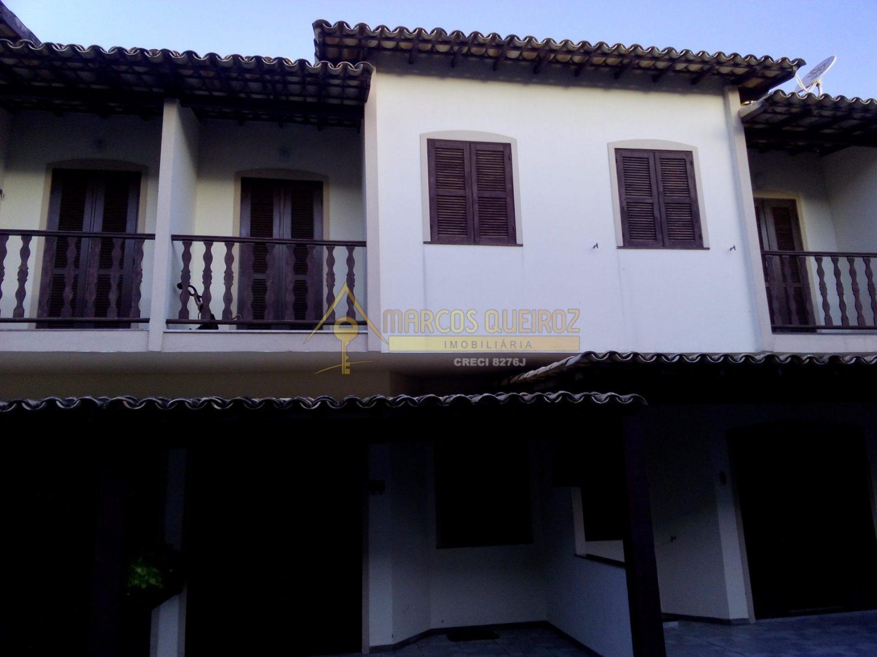Cod: F125 Ótima casa em condomínio – aluguel fixo