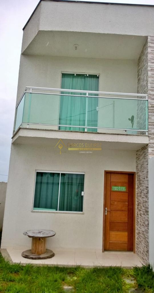 Cod: V577 Casa duplex independente no bairro Vila do Peró
