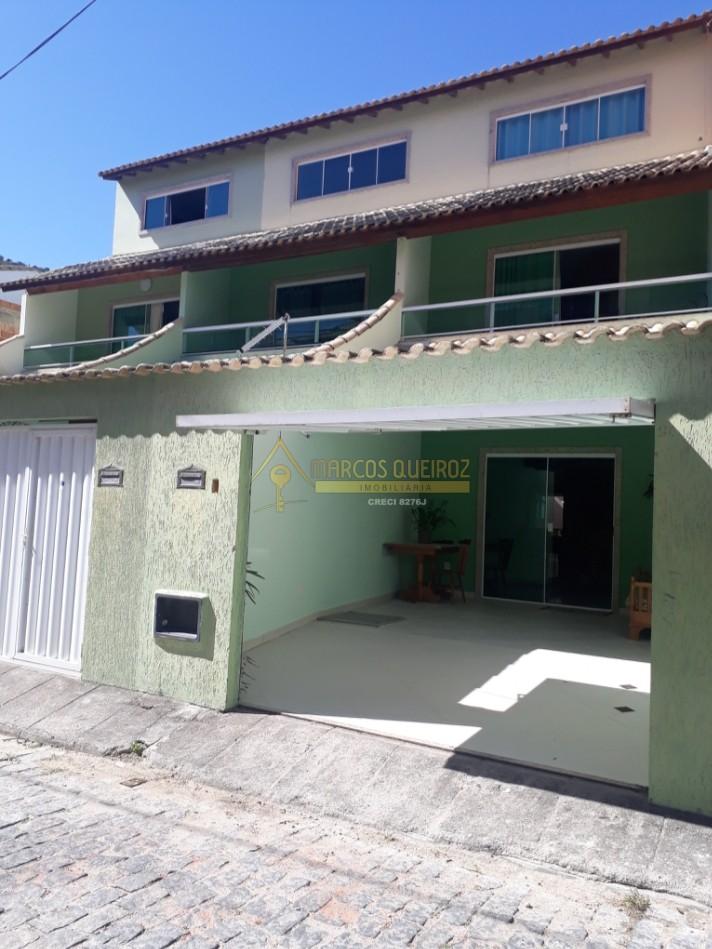 Cod: V581 Casa independente com 03 suítes no bairro Cajueiro-Peró
