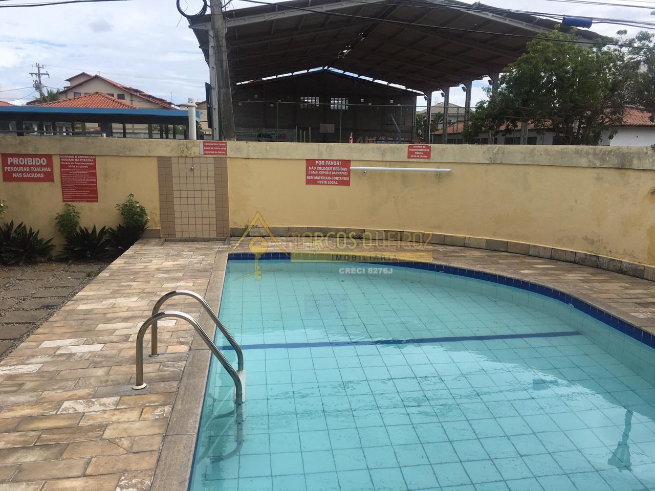 Cod:F132 Casa com 3 quartos em condomínio com piscina – Aluguel Fixo