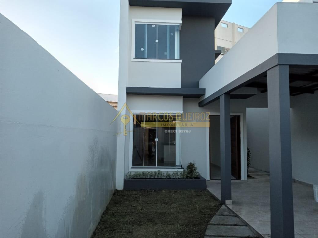 Cod: V578 Casa independente com 03 quartos em São Pedro da Aldeia