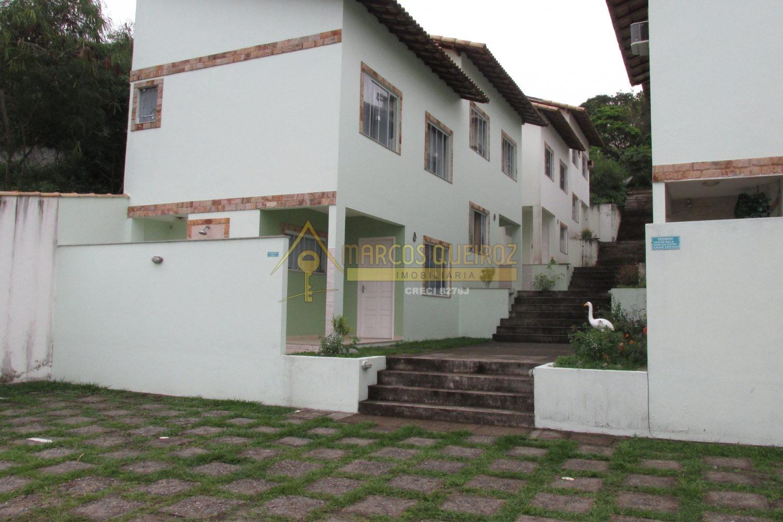Cod: F117 Casa em condomínio com 02 quartos no bairro Peró – aluguel fixo