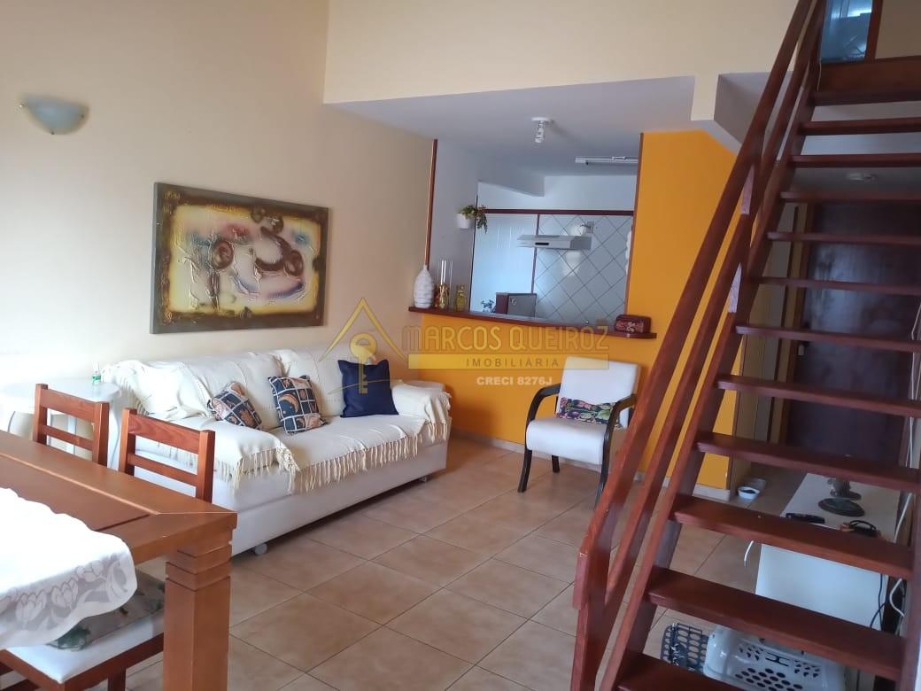 Cod: V563 Ótimo apartamento em condomínio com 03 quartos