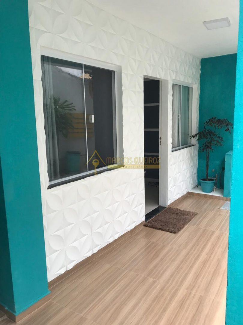 Cod: V605 Casa independente com 02 quartos no bairro Peró