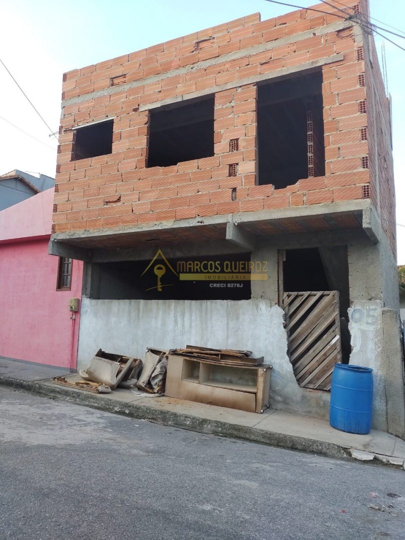 Cod: V609 Triplex em obra no bairro Peró
