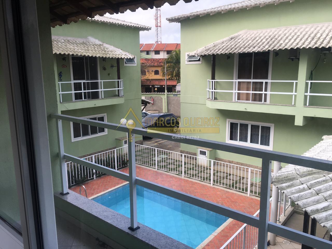 Cod: V619 Casa em condomínio com área de lazer no bairro Peró