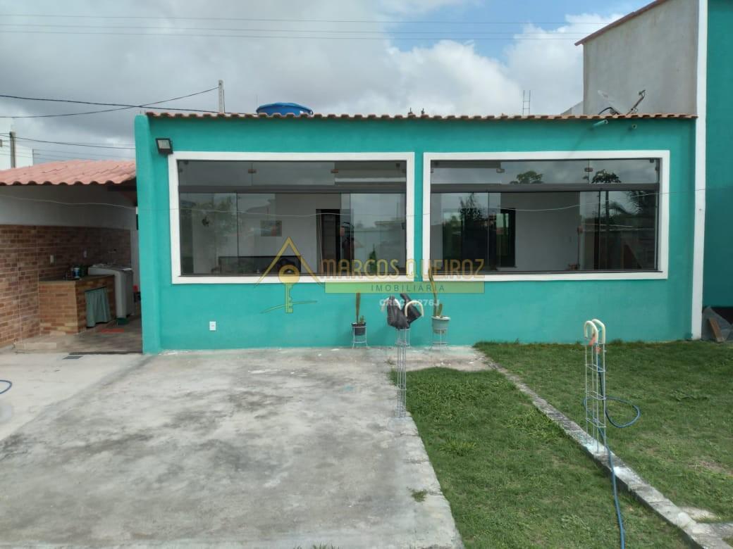 Cod: V623 Casa com 01 quarto e fundação pronta para construção – Guriri