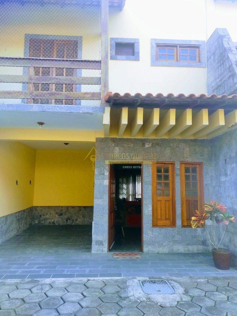 Cod: V625 Casa em condomínio com 02 quartos no bairro Ogiva
