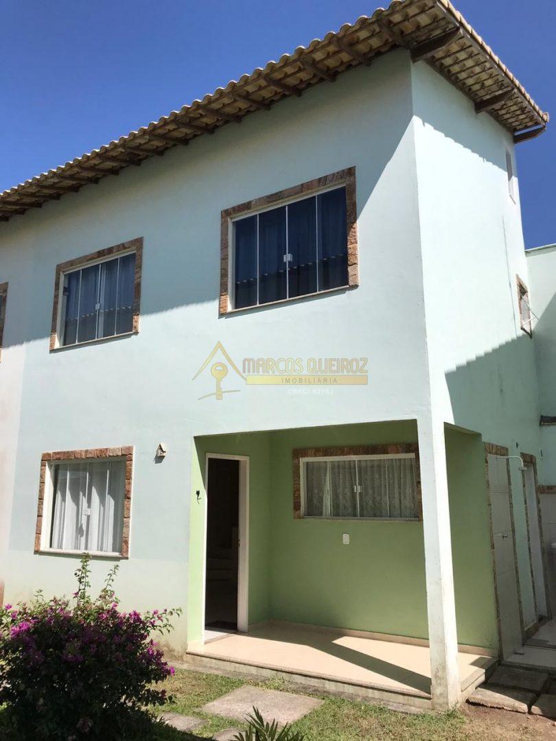 Cod: F151 Casa em condomínio com 02 quartos no bairro Peró – Aluguel fixo
