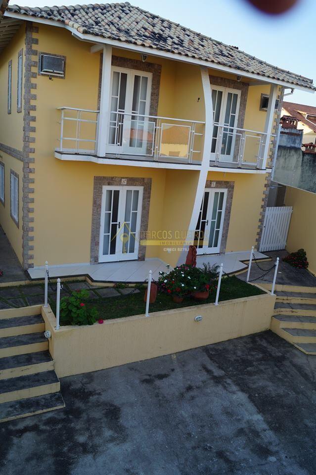Cod: F71 Casa com 02 suítes em condomínio com piscina – aluguel fixo
