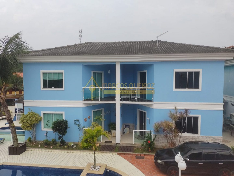 Cod: V637 Excelente casa em condomínio com piscina no bairro Ogiva