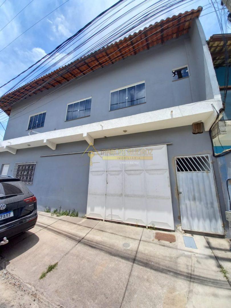 Cod: F153 Apartamento com 02 quartos no bairro Cajueiro – aluguel fixo