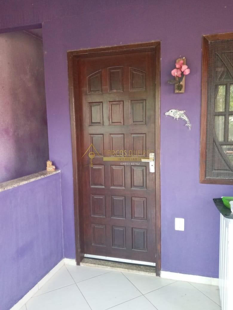 Cod: V641 Casa com 2 quartos – Cajueiro